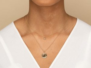 Very personal necklace